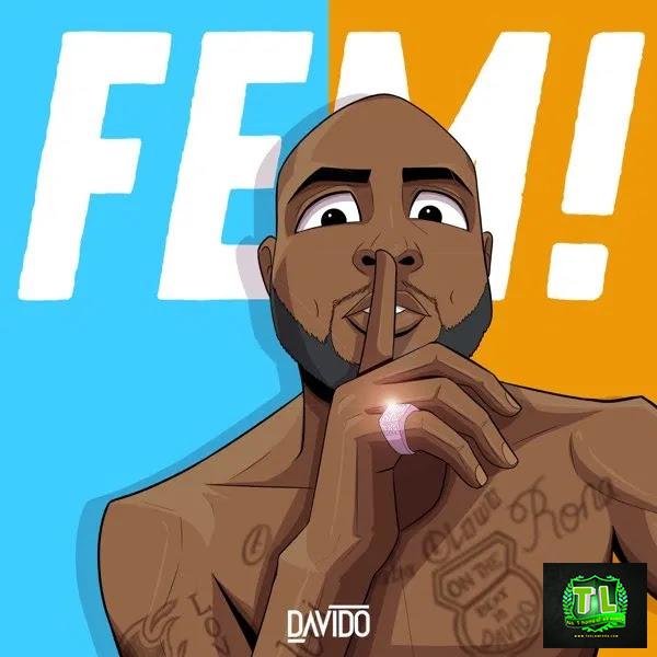 Davido-Fem-mp3-download-Teelamford