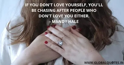 Quotes for Self Love