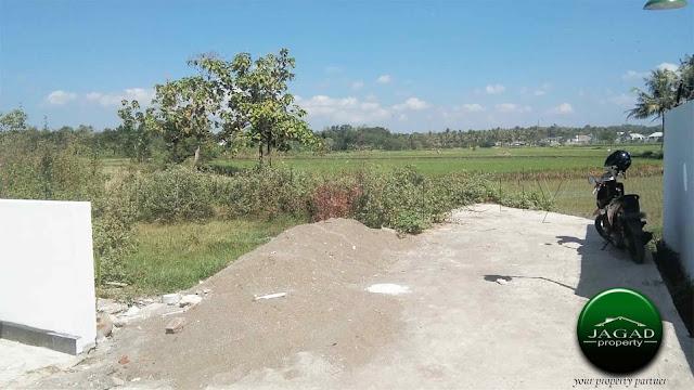 Tanah dekat Lapangan Kasihan, Bantul