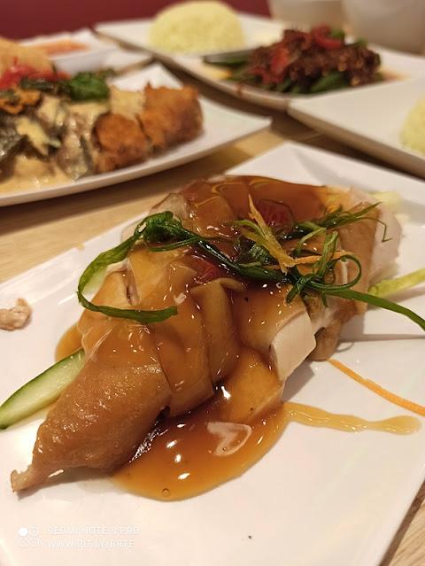 The Chicken Rice Shop - Soya Sauce Chicken