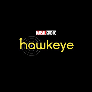 Hawkeye Disney+ TV Series Marvel Logo