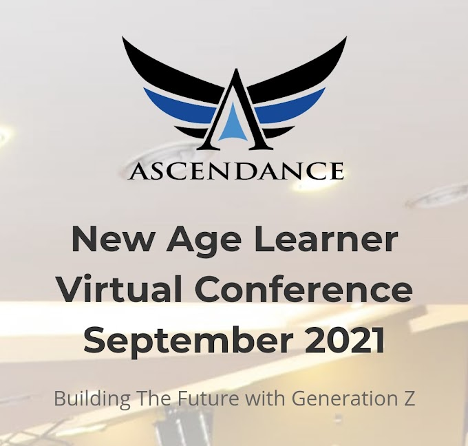 New Age Learner Virtual Conference NALVC September 2021
