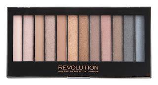 Makeup Revolution Redemption Palette Iconic