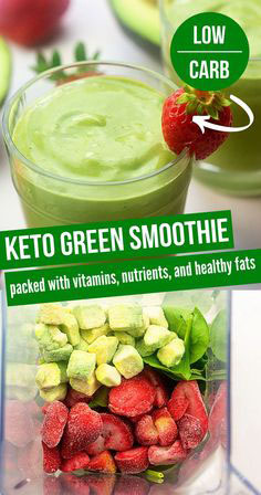 5 Best Keto Smoothie Recipes for Weight Loss