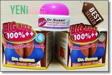 Cream Dr.susan payudara alami
