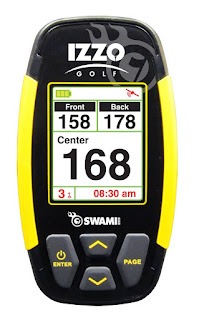 IZZO Swami 4000 Golf GPS, image, review features & specifications plus compare with Swami 4000+