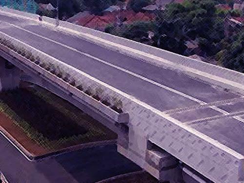 Jembatan layang Leuwipanjang - Kopo