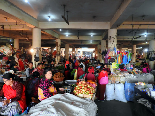 Khwairamband Bazar, Imphal, Manipur, India, northeast, women, market, entrepreneur, female