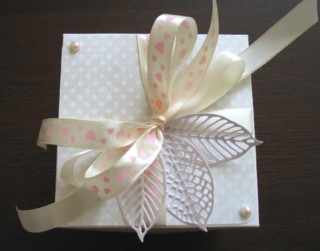 Ślubny box :)