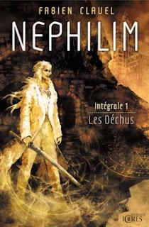 Couverture livre - critique littéraire - Nephilim, intégrale, tome 1 : Les Déchus