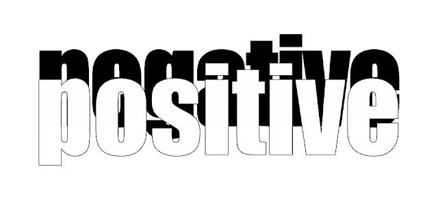 Ilustrasi energi positif
