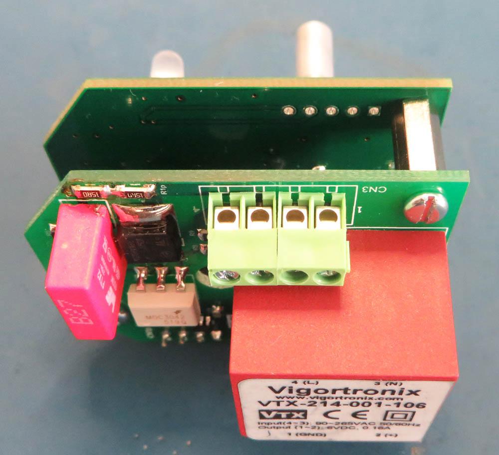 Electronics Blog: Venus Heat Sealer (VHIB) controller module update