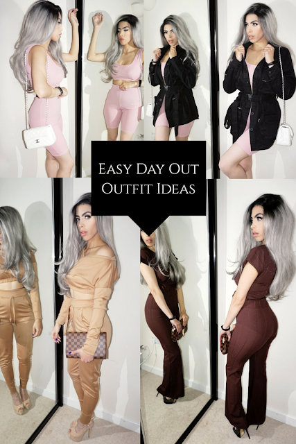 london beauty and fashion blogger Savana Rae wearing easy outfit ideas from Femme Luxe