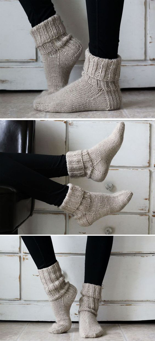 Gavi Socks - Knitting Pattern