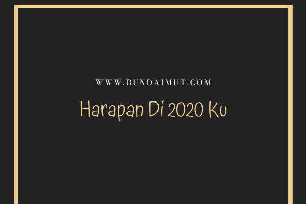 Harapan di 2020