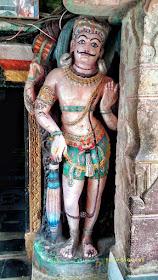 Life Sized Shaiva Dwarapala