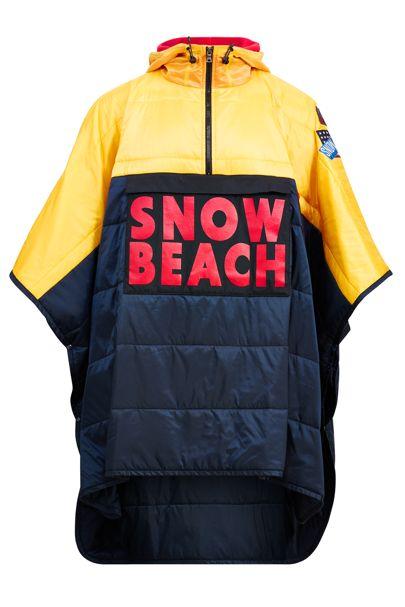 4402bd18477df Ralph Lauren Snow Beach Poncho