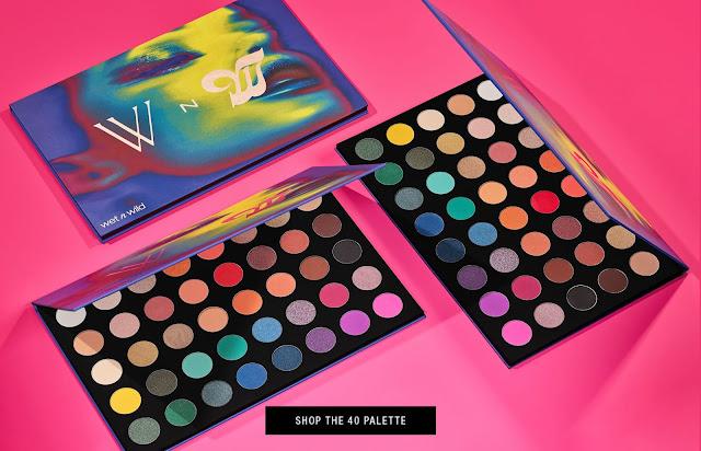 Wet n Wild new palette