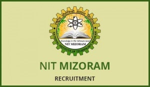 NIT Mizoram Recruitment 2016