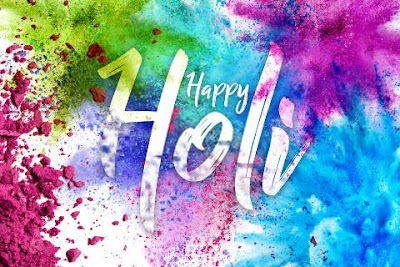 happy holi wishes 2020 in english