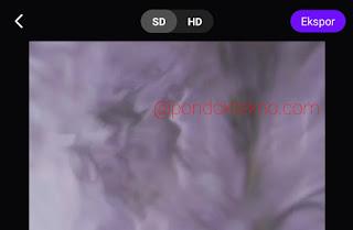 Cara Menambahkan Teks Dalam Video di Aplikasi Vieka