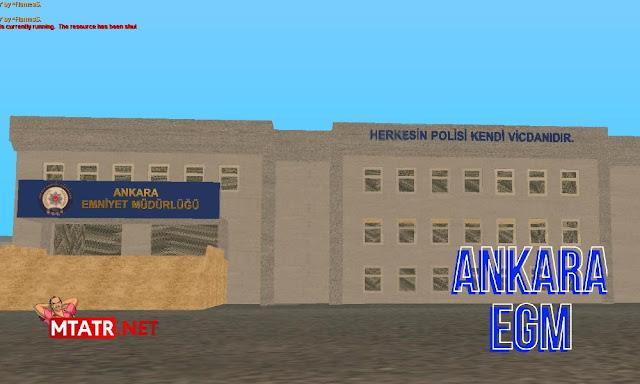 MTA SA Ankara EGM Script