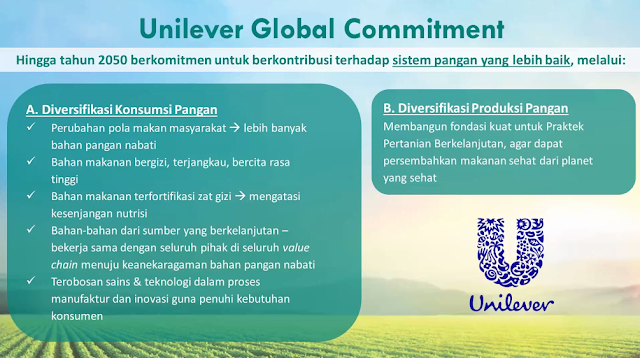 Unilever Global Commitment