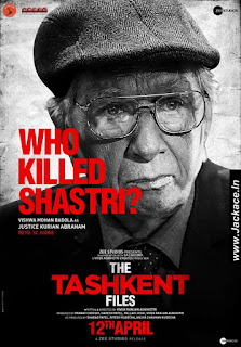 The Tashkent Files First Look Poster 2
