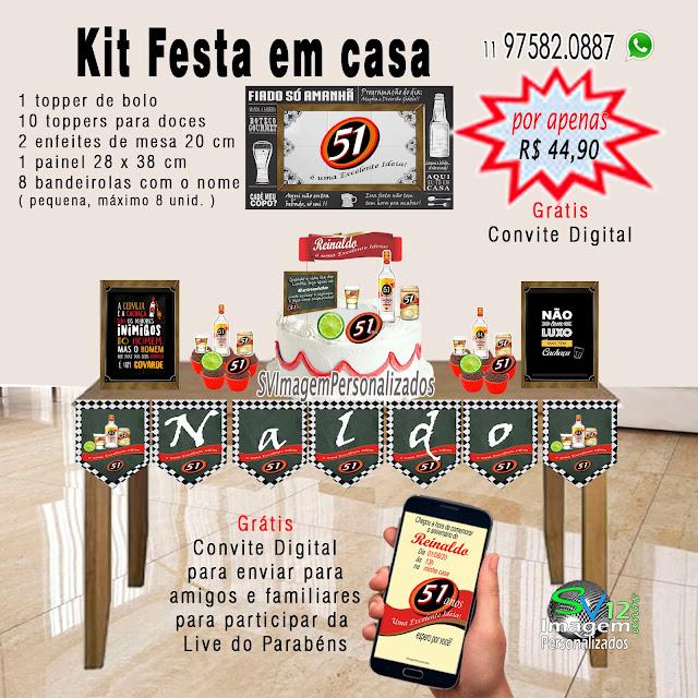 Festa Boteco 51 boa idea ,dicas e ideias para decoração de festa personalizados