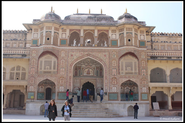 Ganesh Gate, Amer Fort