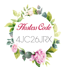 Use the Hostess Code when purchasing from my store to receive a FREE Make and Take Class