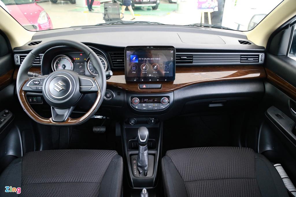 Chi tiết Suzuki Ertiga Sport 2020 - bổ sung nhiều công nghệ an toàn