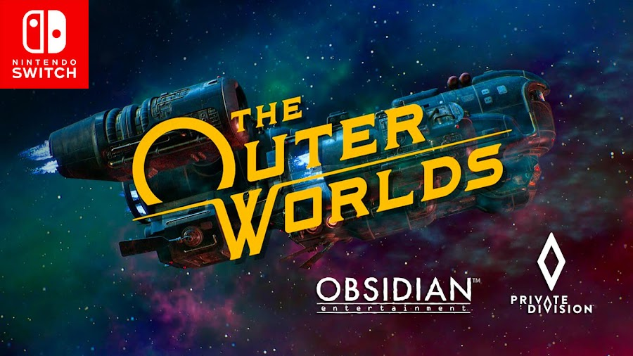 the outer worlds nintendo switch release date 6 march 2020 action role-playing game obsidian entertainment private division