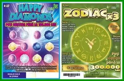 pareri premii lozuri happy diamonds si zodiac x 3