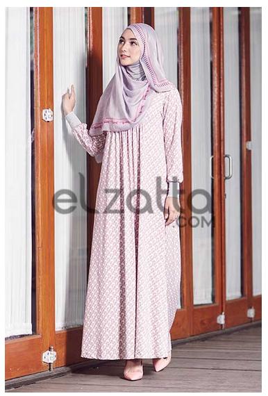 Model Baju Muslim Elzatta Edisi Terbaru