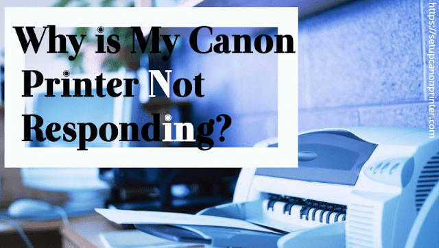 Solved : 1-877-788-2810 Why Canon Printer Not Responding