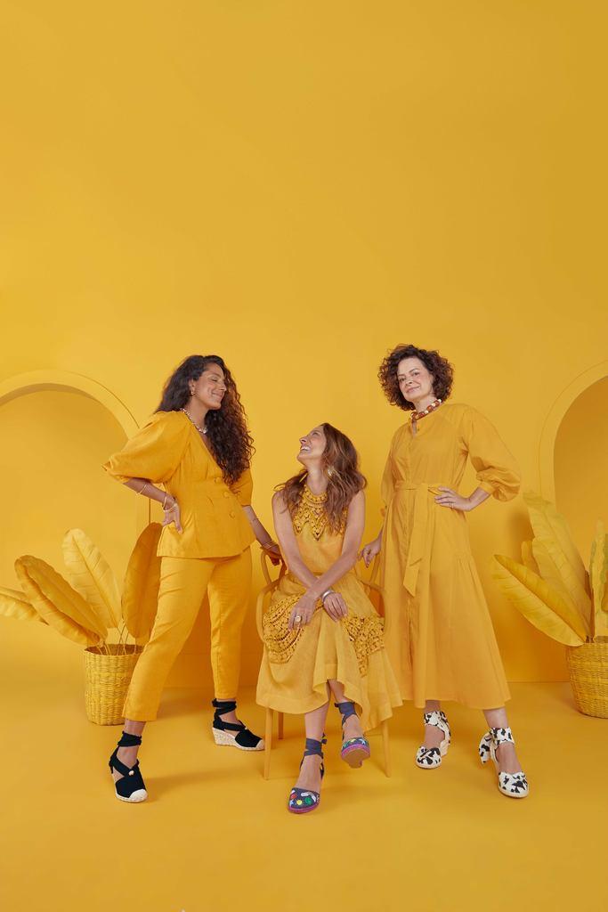 A Mr. Cat lança dia 1º de dezembro uma collab com três das mais queridas estilistas cariocas: Andrea Marques, Isabela Capeto e Julia Gastin