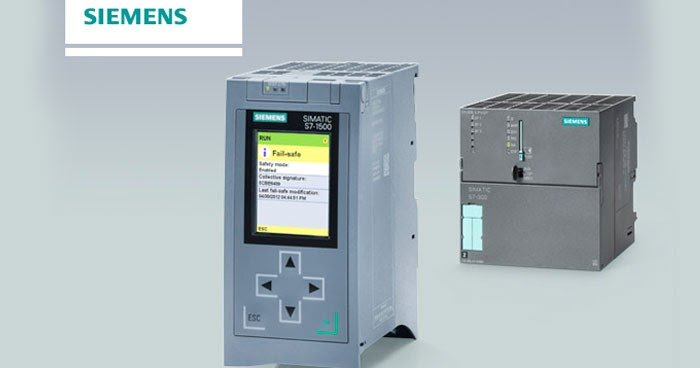 Siemens Control System SIMATIC S7-300 as innovative system solutions in manufacturing technology