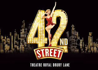 42nd Street @ Theatre Royal Drury Lane