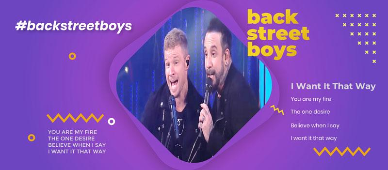 Terjemahan Lirik Lagu Backstreet Boys - I Want It That Way (Malaysian Translation)