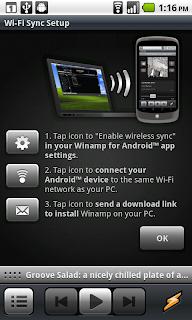 Winamp Pro APK: Pemutar Musik Untuk Android