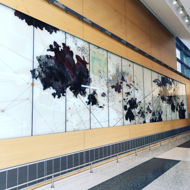 Art at San Francisco International Airport