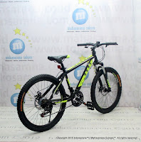 24 Inch Pacific Tranzline CX-3.0 21 Speed Mountain Bike