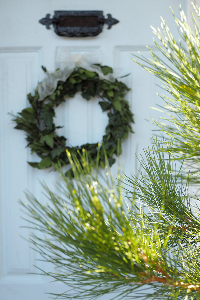 DIY - Simple Christmas Wreath | Lotts and Lots | Making the everyday ...