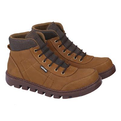 Sepatu Boot Pria Catenzo FS 006