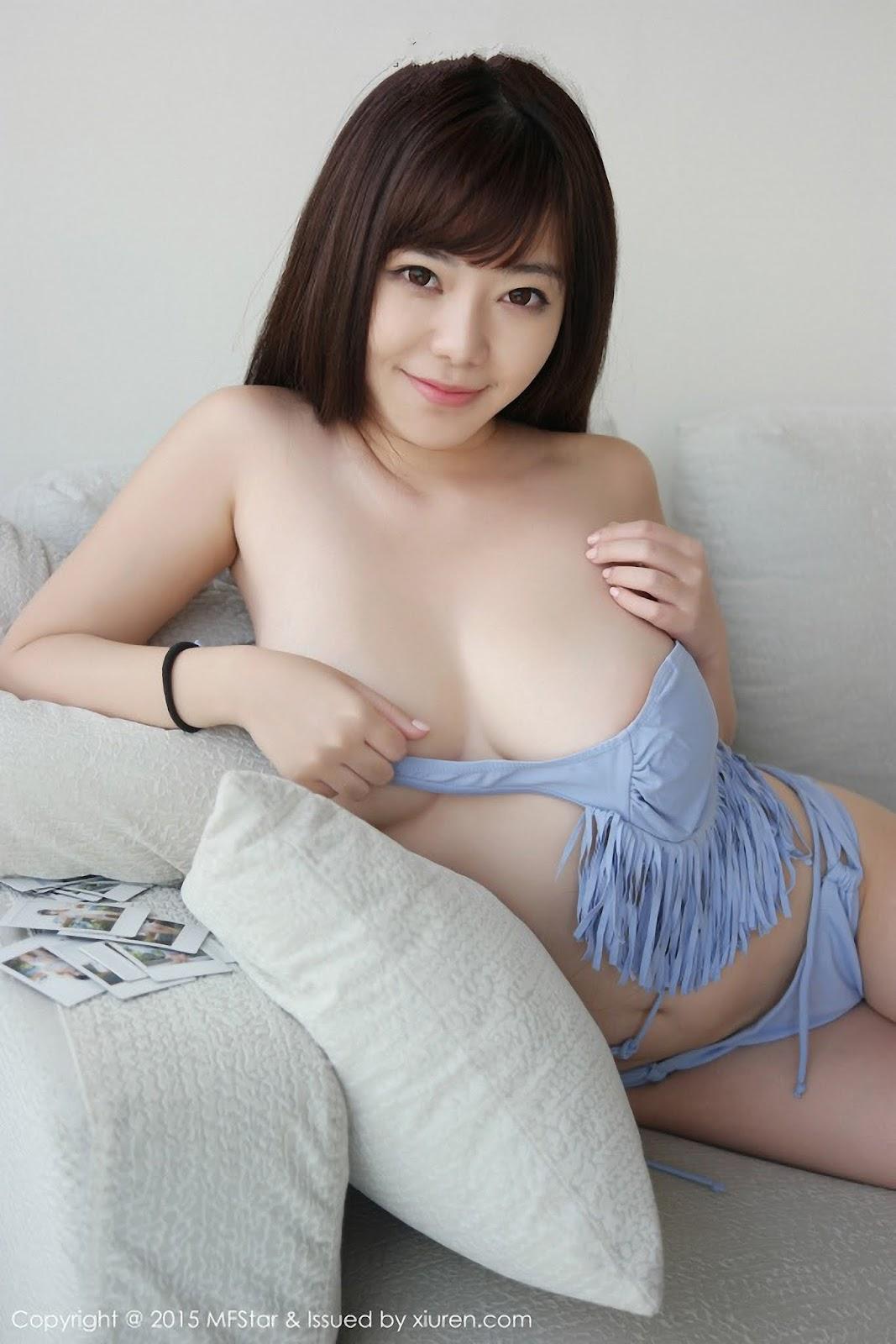 026 - MFSTAR VOL.3 FAYE Hot Nude Girl