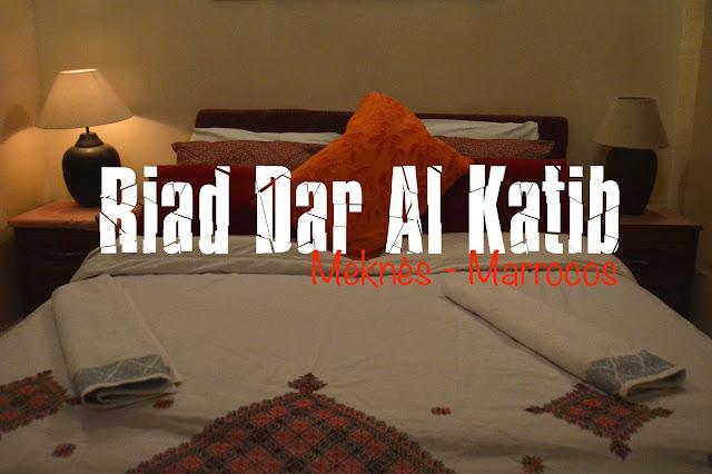 Onde dormir em Meknès, Marrocos