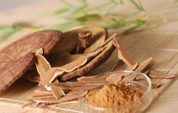 chế biến nấm linh chi cho người huyết áp thấp