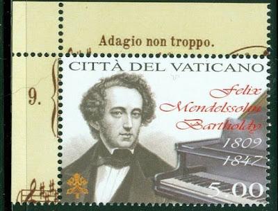 Vatican Felix Mendelssohn