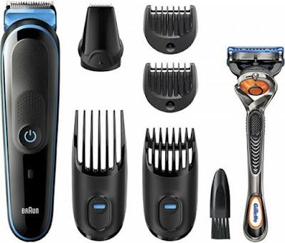 Braun MGK 5045 Çok Amaçlı Saç Tıraş Makinesi ve Erkek Bakım Kiti